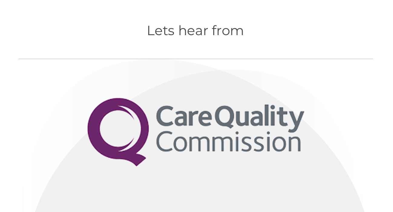 EvaluAgent - Care Quality Commission - Customer Story