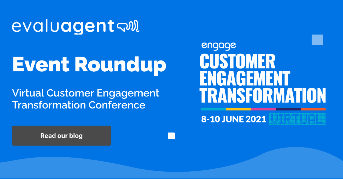The Customer Engagement Transformation Conference