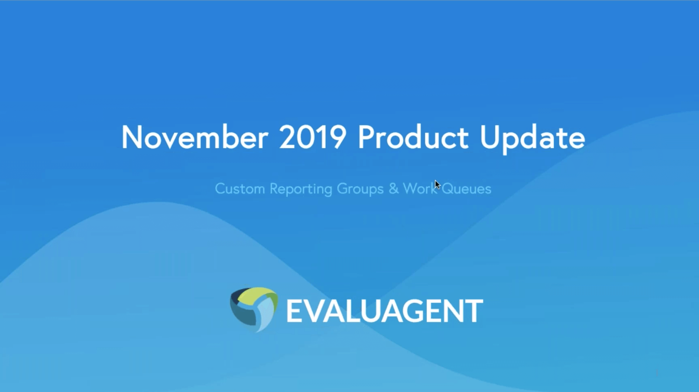 November Product Update - Webinar Feature Image